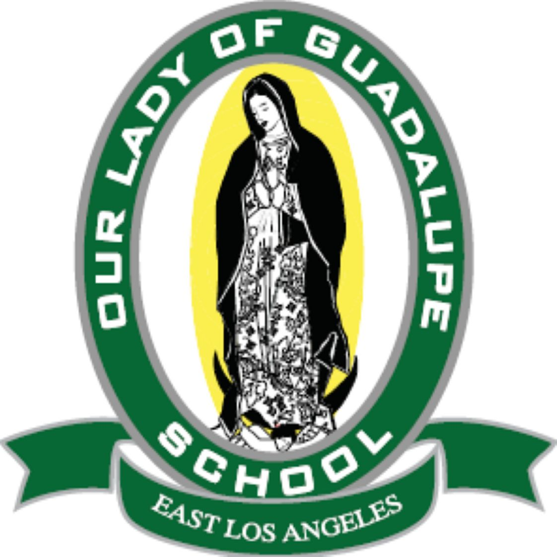 Our Lady of Guadalupe School - Los Angeles Photo #1 - School Logo
