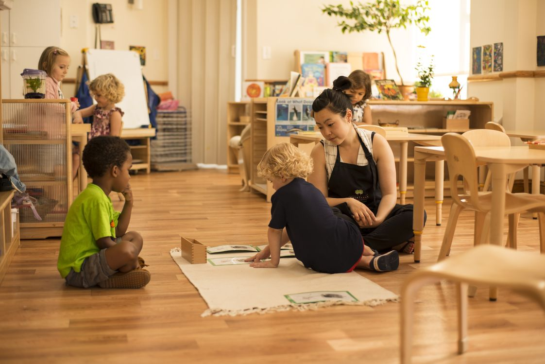 Central Park/Twin Parks Montessori Schools Photo #1