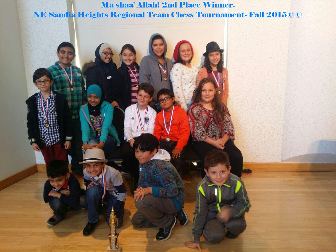 Salam Academy Photo - Regional Winners