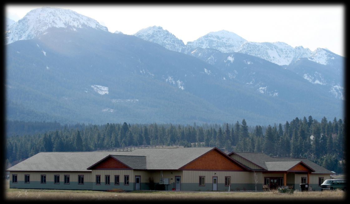Mission Valley Christian Academy Photo - Mission Valley Christian Academy is set at the base of the Mission Mountains and close to the shores of Flathead Lake.