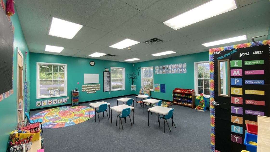 Wise Owl Academy Photo #1 - Kindergarten Classroom