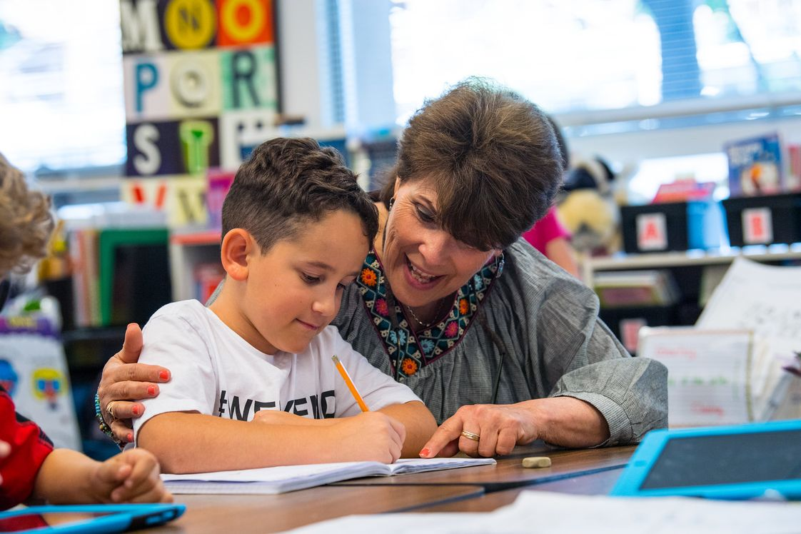 Ronald C Wornick Jewish Day School Photo #1 - Small class sizes allow students to ask questions, interact more closely with teachers and receive the attention they deserve