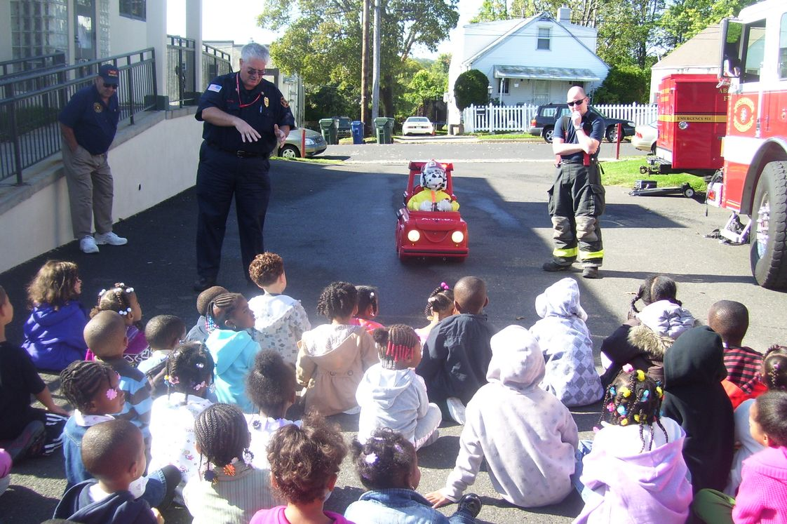 Wee R The World Early Learning Center Photo - Fire Prevention Week