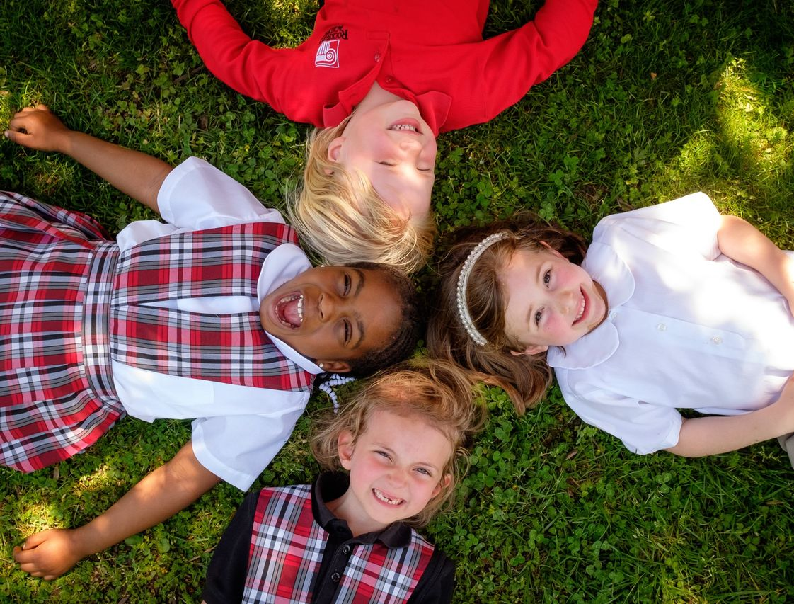 Rockbridge Academy Photo - A joyful, supportive, Christ-centered community where your child can flourish!
