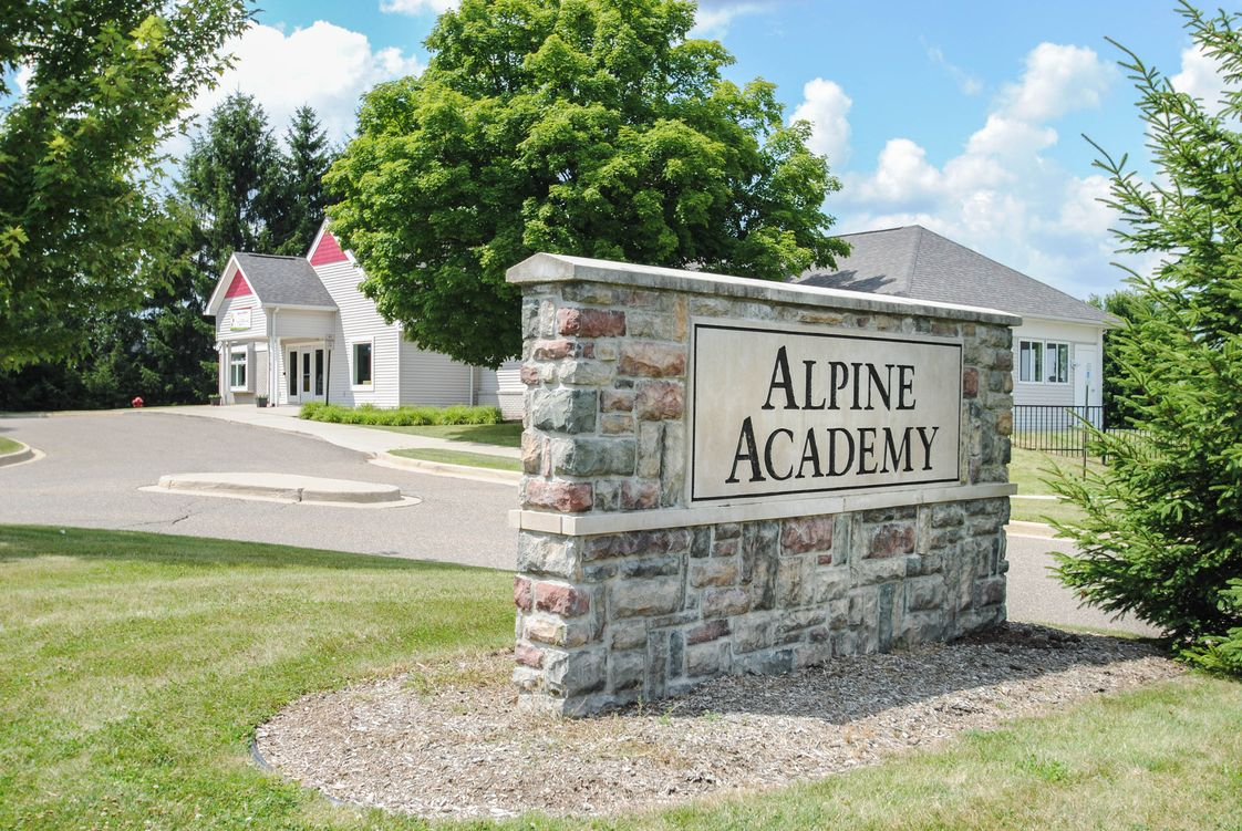 "Alpine Academy Photo #1 - ""We love Alpine and all the staff. The teachers are professional, friendly, loving and knowledgeable! I'm impressed with everything my children have learned here, and I love that they are known by all the teachers. It feels like family! I highly recommend Alpine!"" ~ Jenny M."