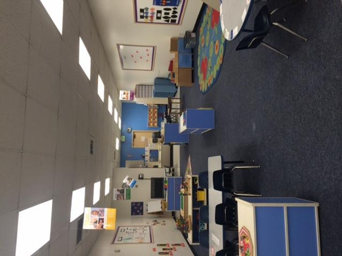 Riverside KinderCare Photo #1 - Discovery Preschool Classroom