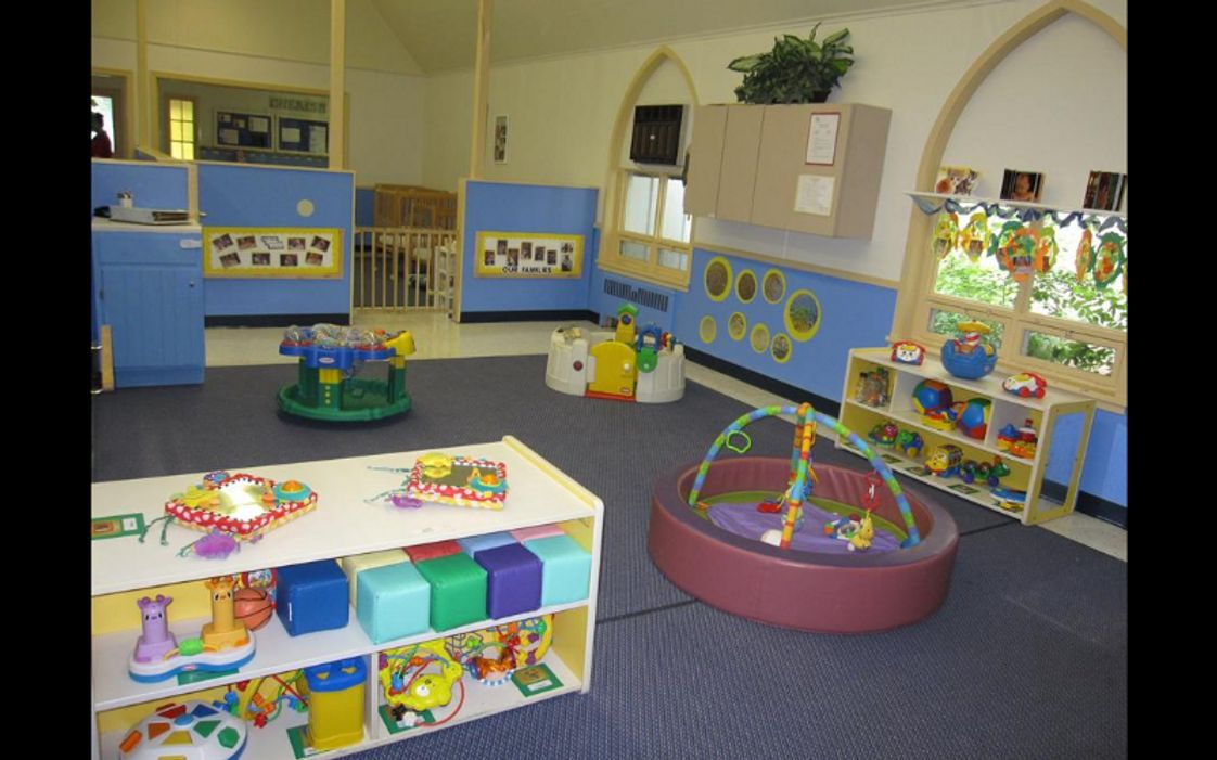 Neenah KinderCare Photo - Infant Classroom