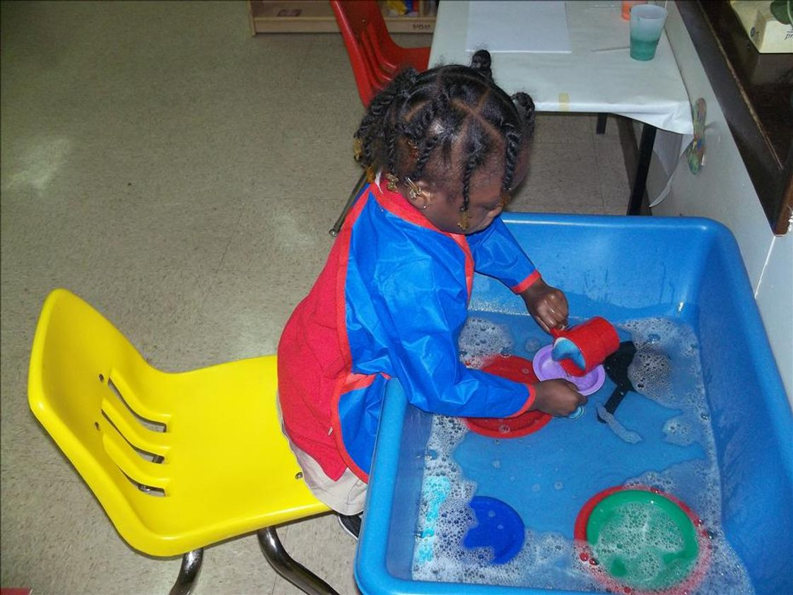 Kimberly Boulevard KinderCare Photo #1 - Discovery Preschool Classroom