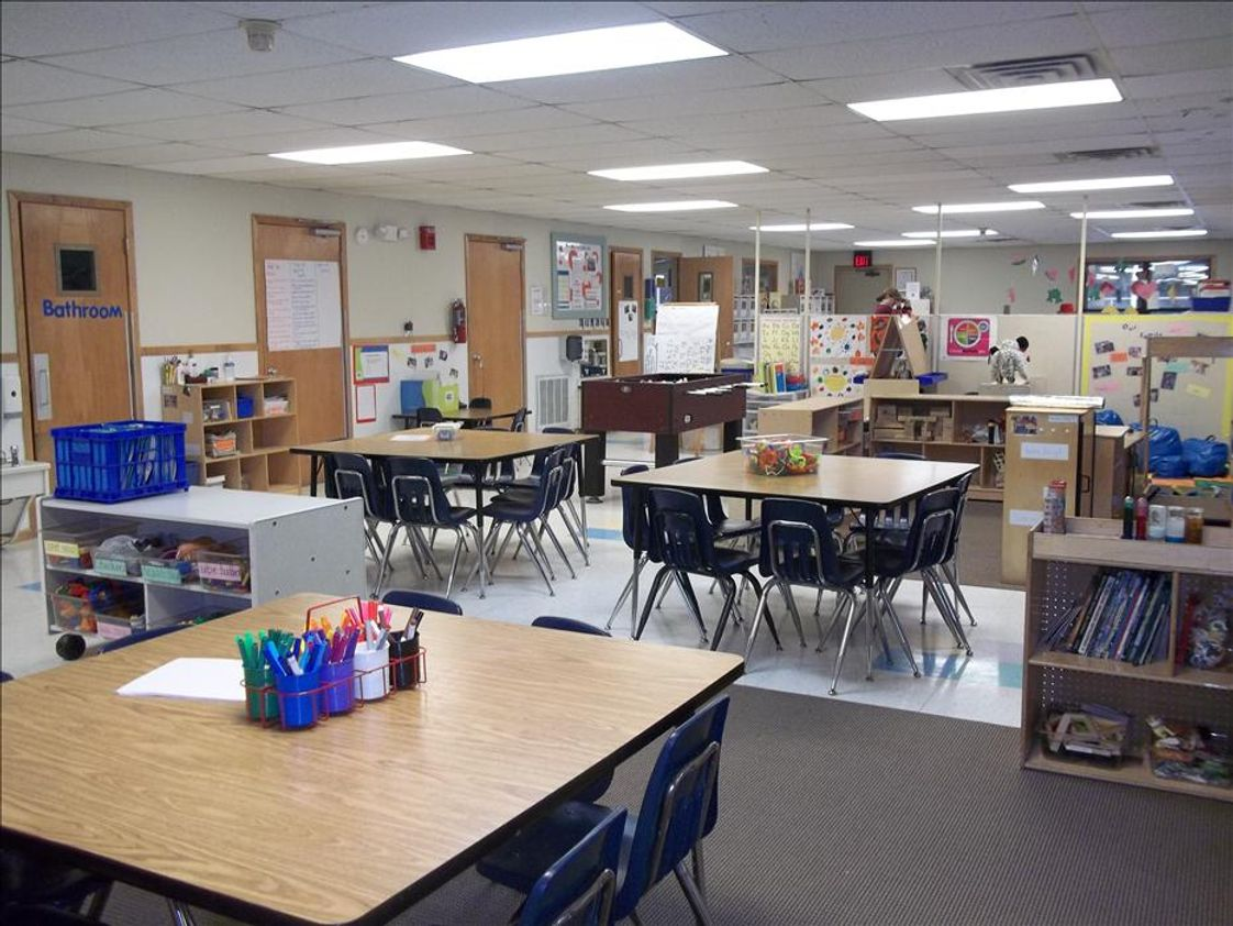 Shoreview KinderCare Photo #1 - School Age Classroom