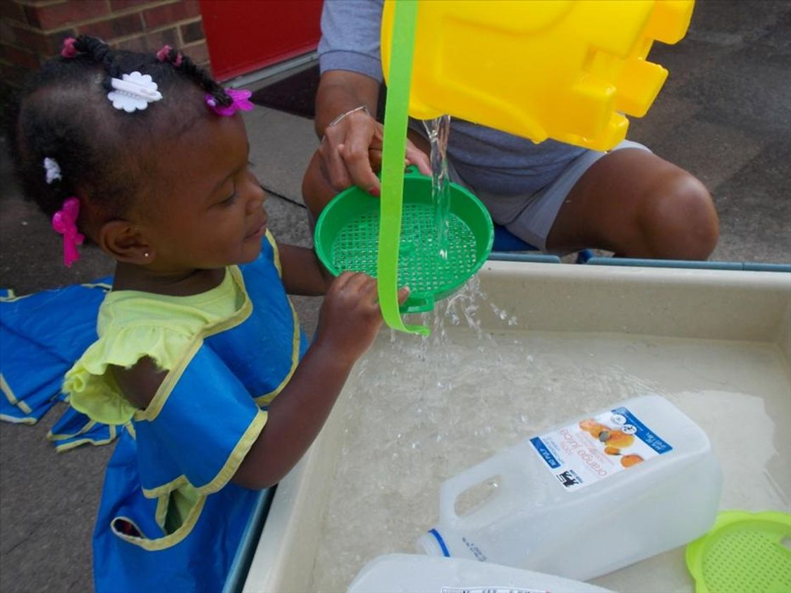 Cedar Fork Road KinderCare Photo #1 - Toddler Classrom
