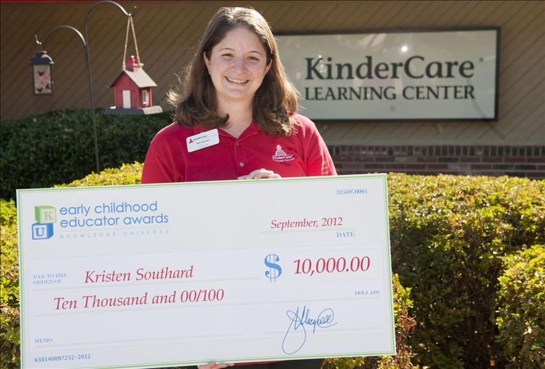 Breezewood KinderCare Photo - 2012 Early Educator Award Winner