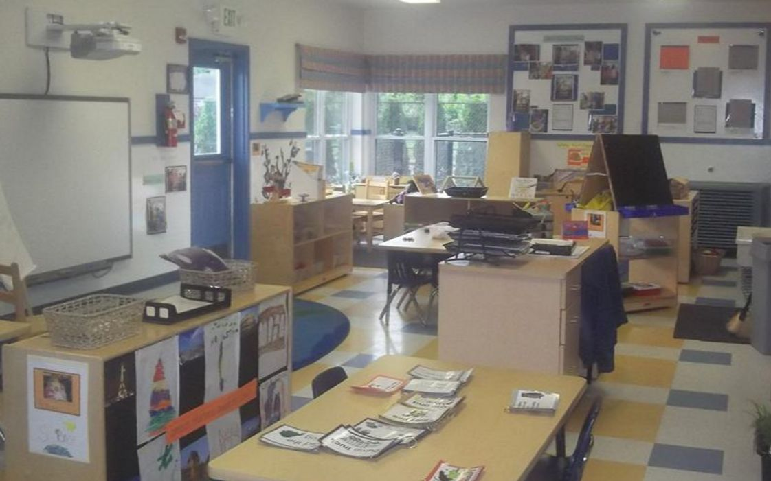 Brown's Point KinderCare Photo - Private Kindergarten Classroom