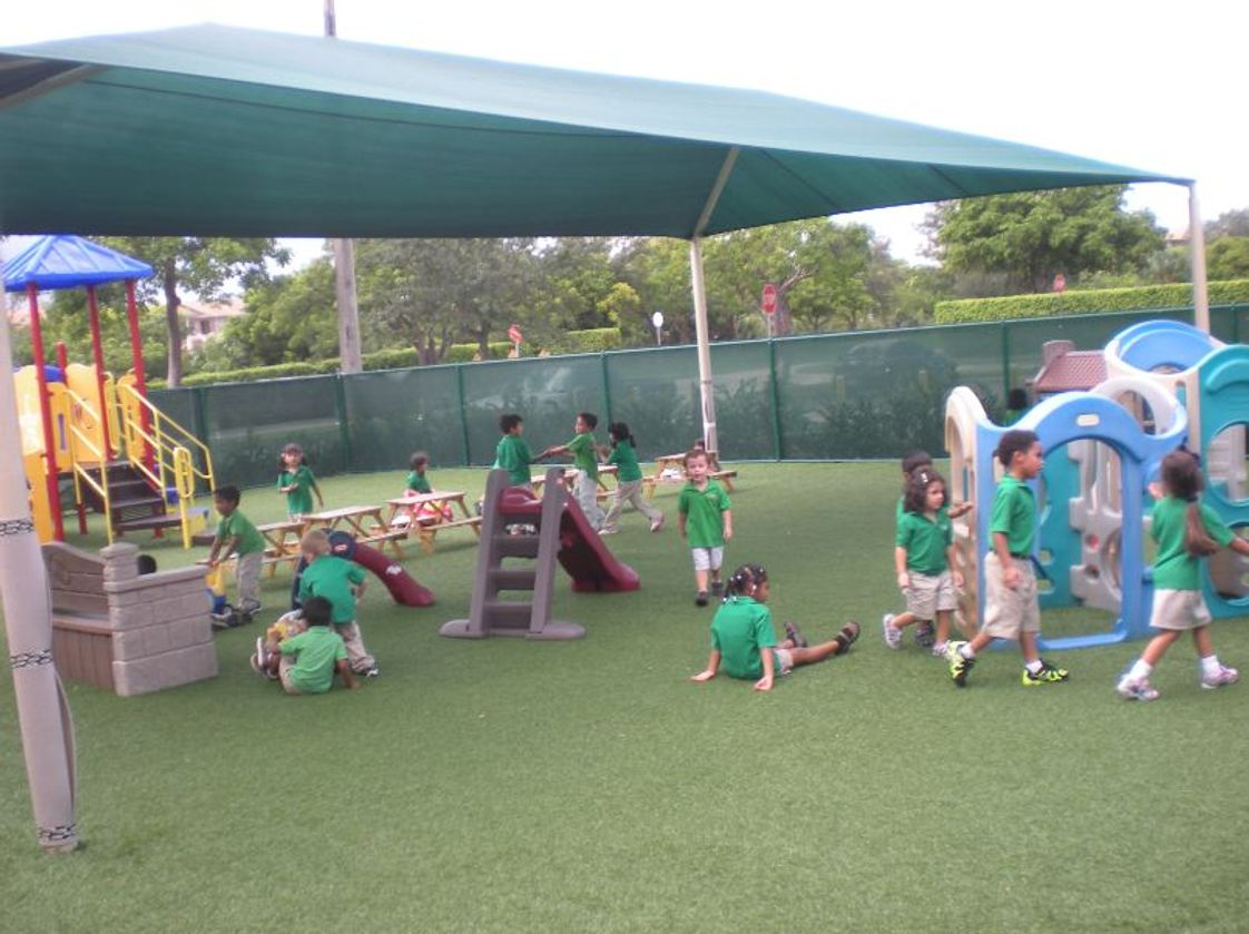 Montessori Ivy League Academy Photo #1 - Peace Inspired Outdoor Environment