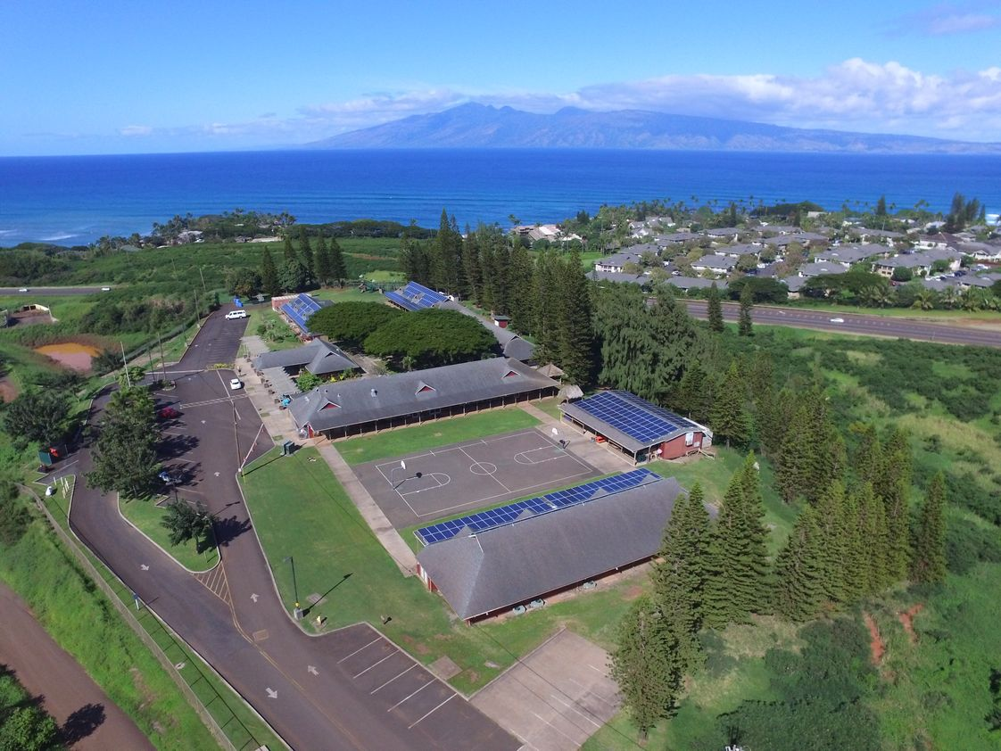 Maui Preparatory Academy Photo - Welcome to the most stunning school in the world!