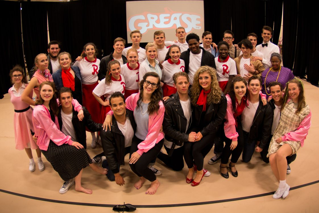 Franklin Christian Academy Photo #1 - FCA theater production of Grease
