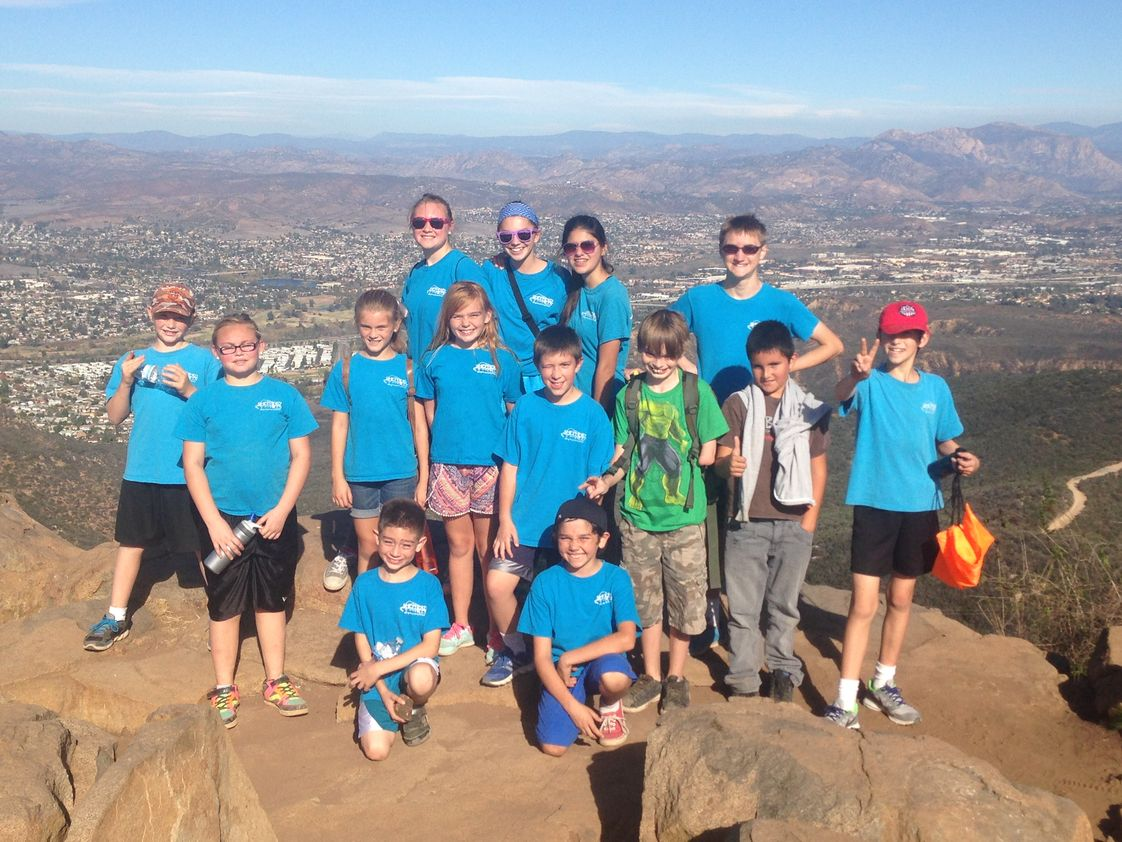 Shepherd Of The Hills Lutheran School Photo #1 - Class Hike of Cowell's Mountain