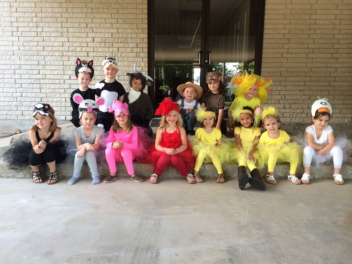 Victory Baptist Academy Photo - The annual pre-kindergarten program is a favorite event of parents. The costumes are the best!