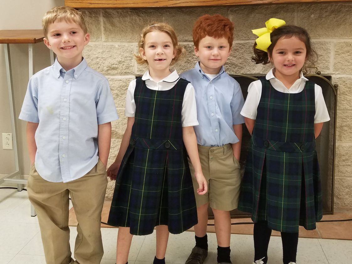 St. Peter's Classical School Photo - We are a PreKindergarten 3 through 12th-grade campus.
