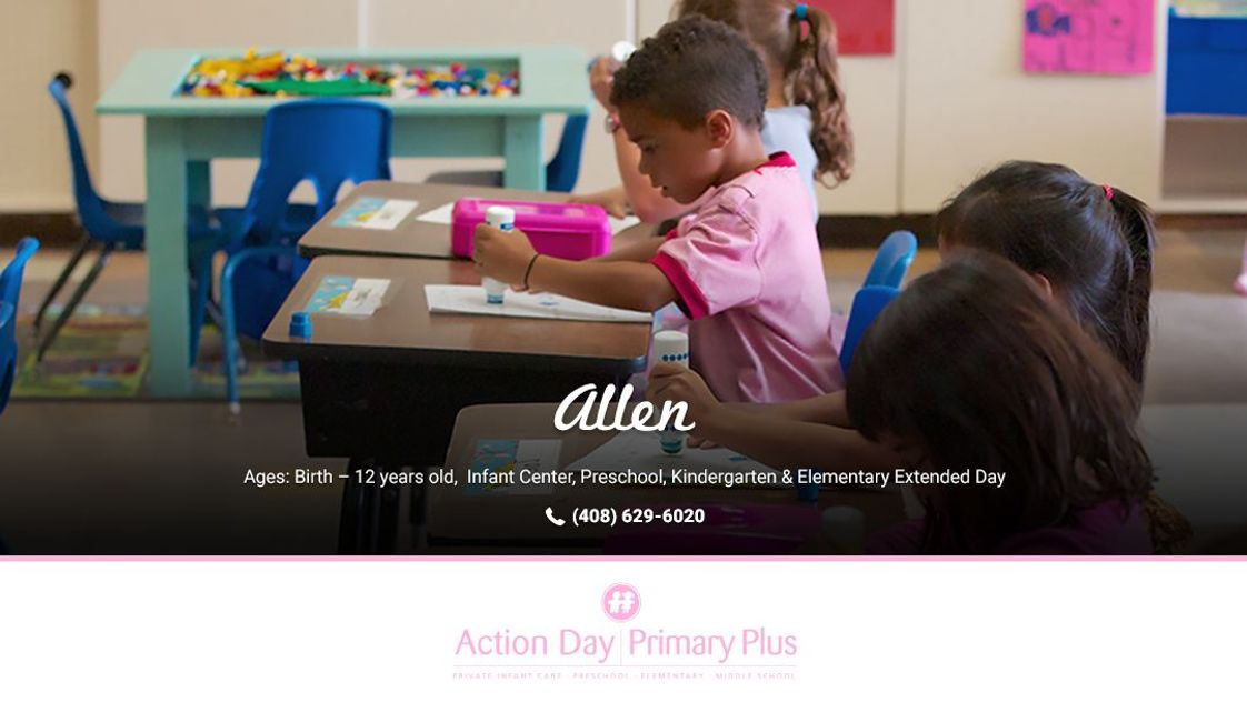Action Day Primary Plus Allen School Photo #1