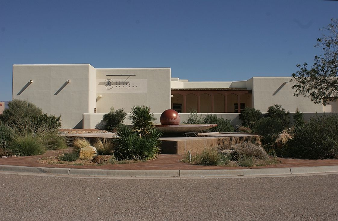 Las Cruces Academy Photo #1 - Our school, in the generous Las Cruces sunshine