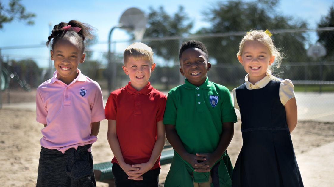 Trinity Christian Academy Photo - A better education. A happier environment. A safer place. A brighter future. That`s Trinity.
