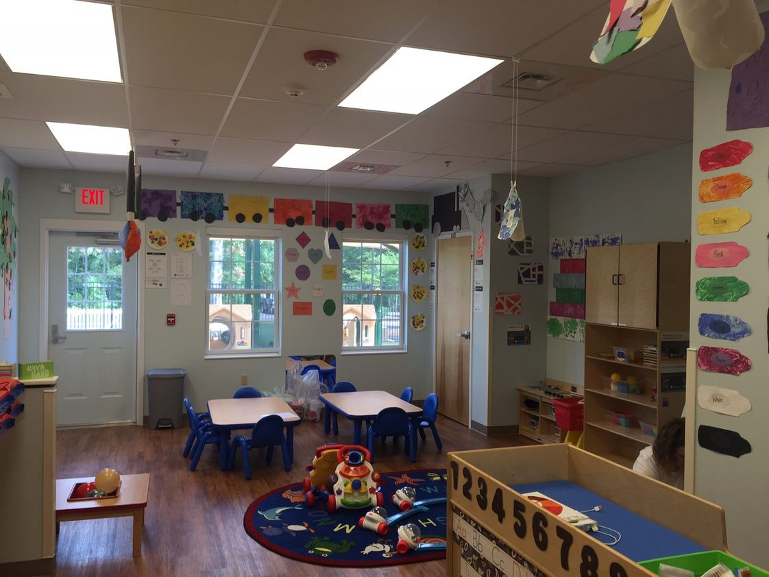 The Goddard School Photo #1 - Our Bouncing Bells Classroom (12-18 mos) holds 10 children.
