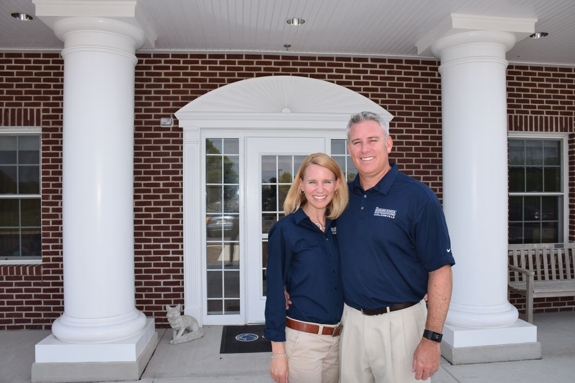 The Goddard School Photo - Adrienne and Tim Clark are the proud owners and onsite operators of the Goddard School in Collegeville!