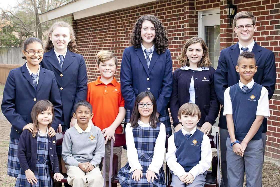 Covenant Christian School Photo - Learning together in community. At Covenant Christian School learning is an atmosphere, a discipline, and a life. Call to set up your tour today!