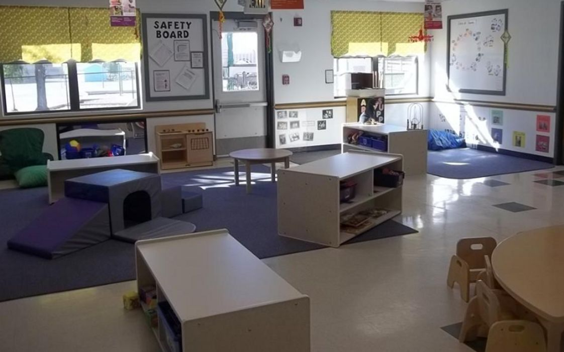 Littleton Knowledge Beginnings Photo - Early Foundations Toddler Classroom