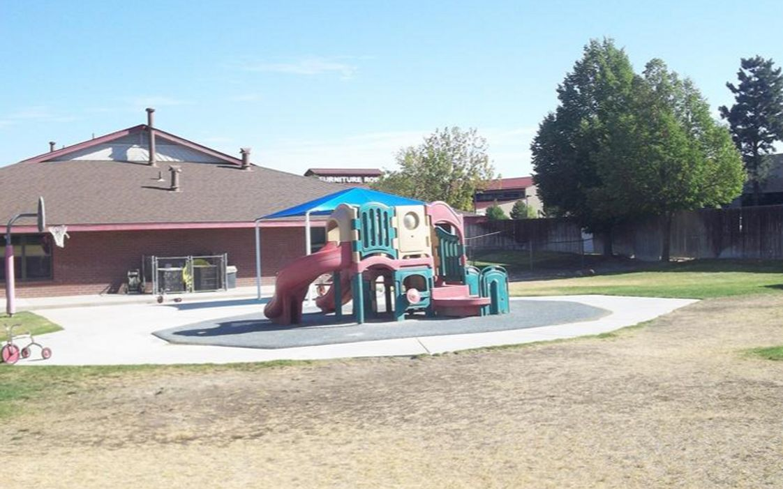 Park Meadows KinderCare Photo #1 - Playground