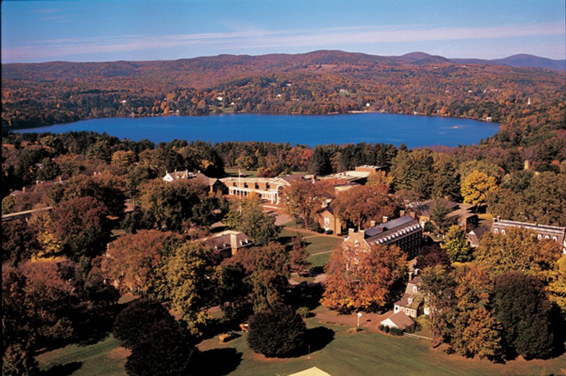 The Hotchkiss School Photo #1 - Arial of Hotchkiss
