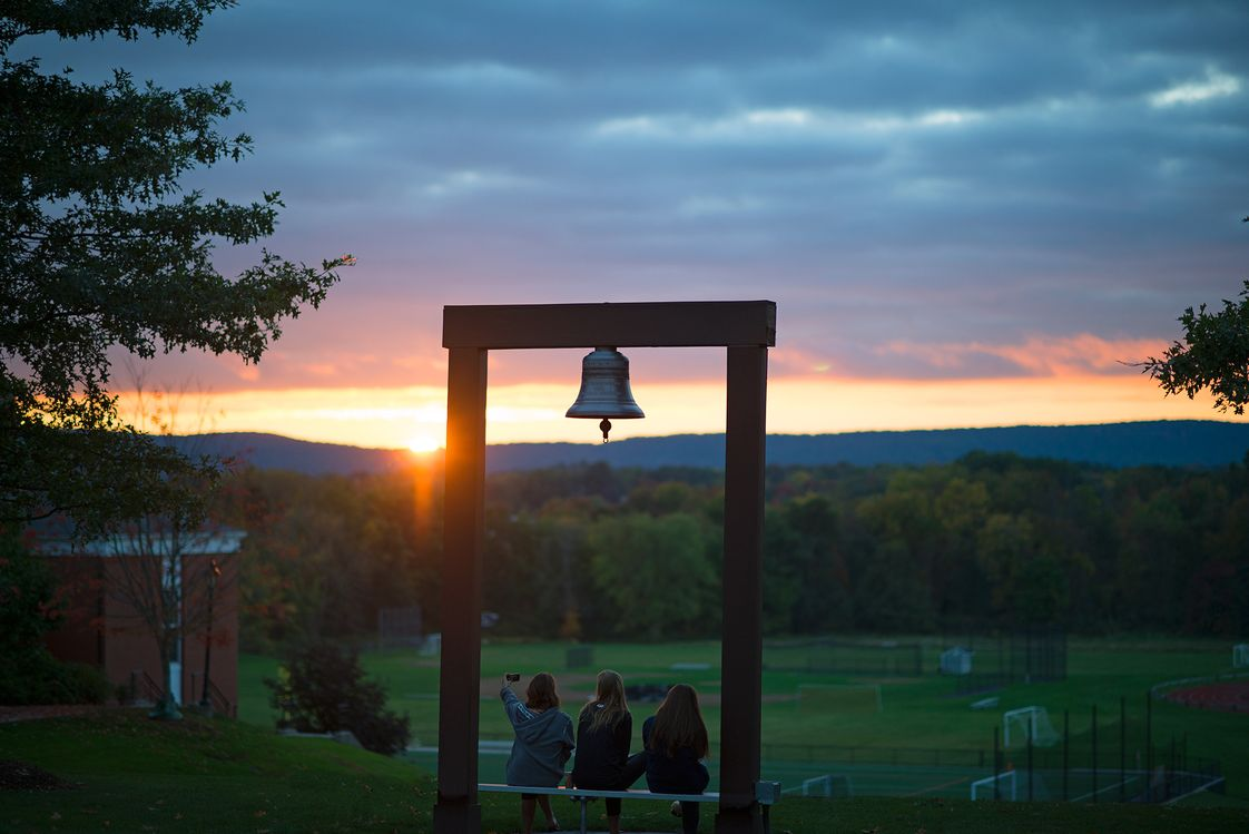 Suffield Academy Photo - Bell Hill
