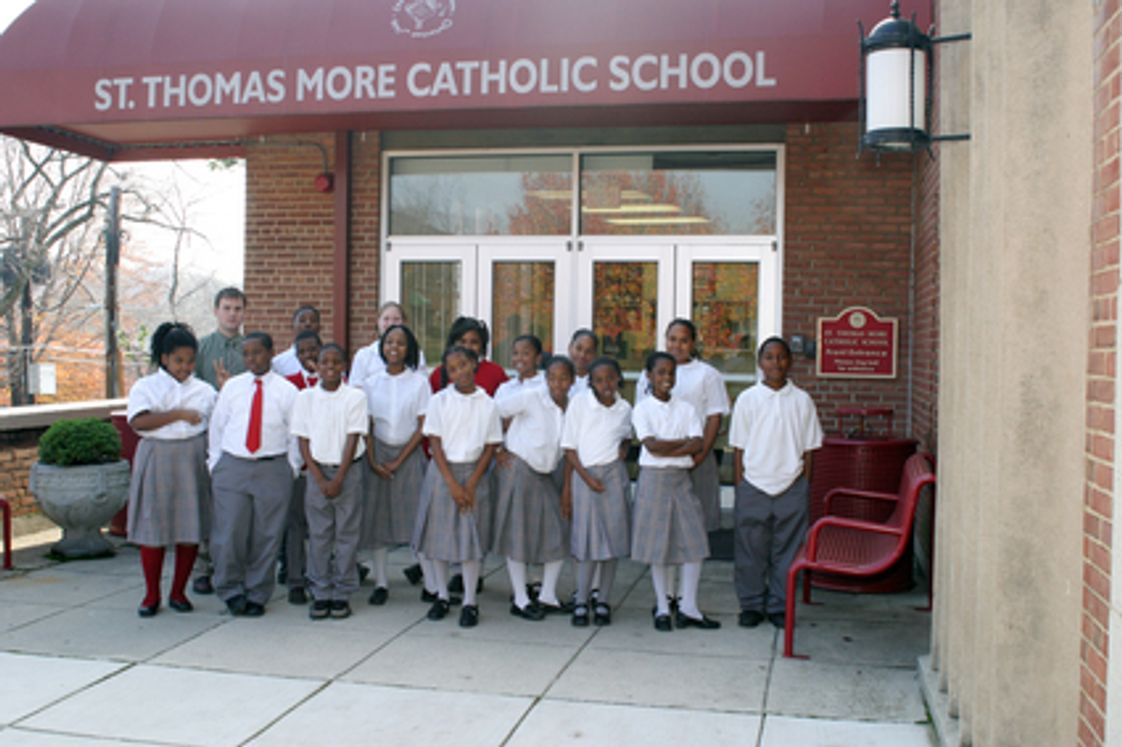 St. Thomas More Catholic Photo - Welcome to the home of the Raiders