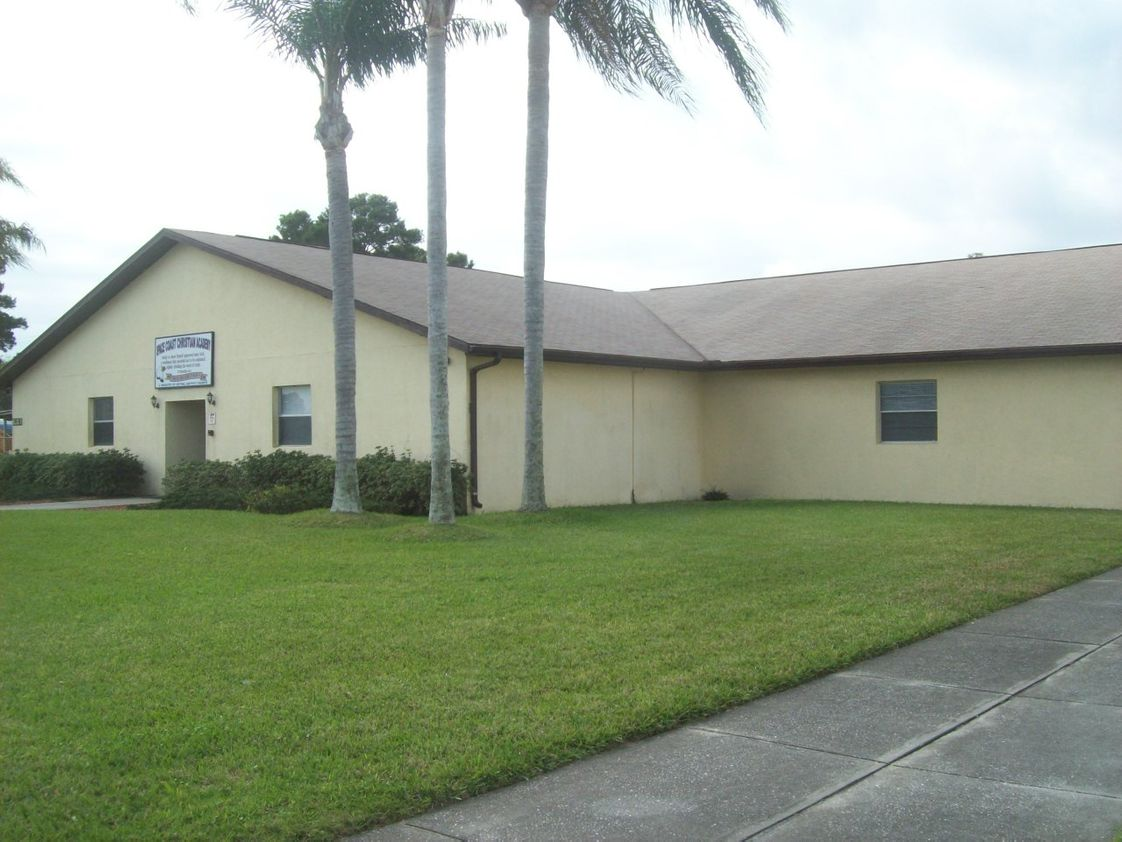 Space Coast Christian Academy Photo #1 - SCCA School Building
