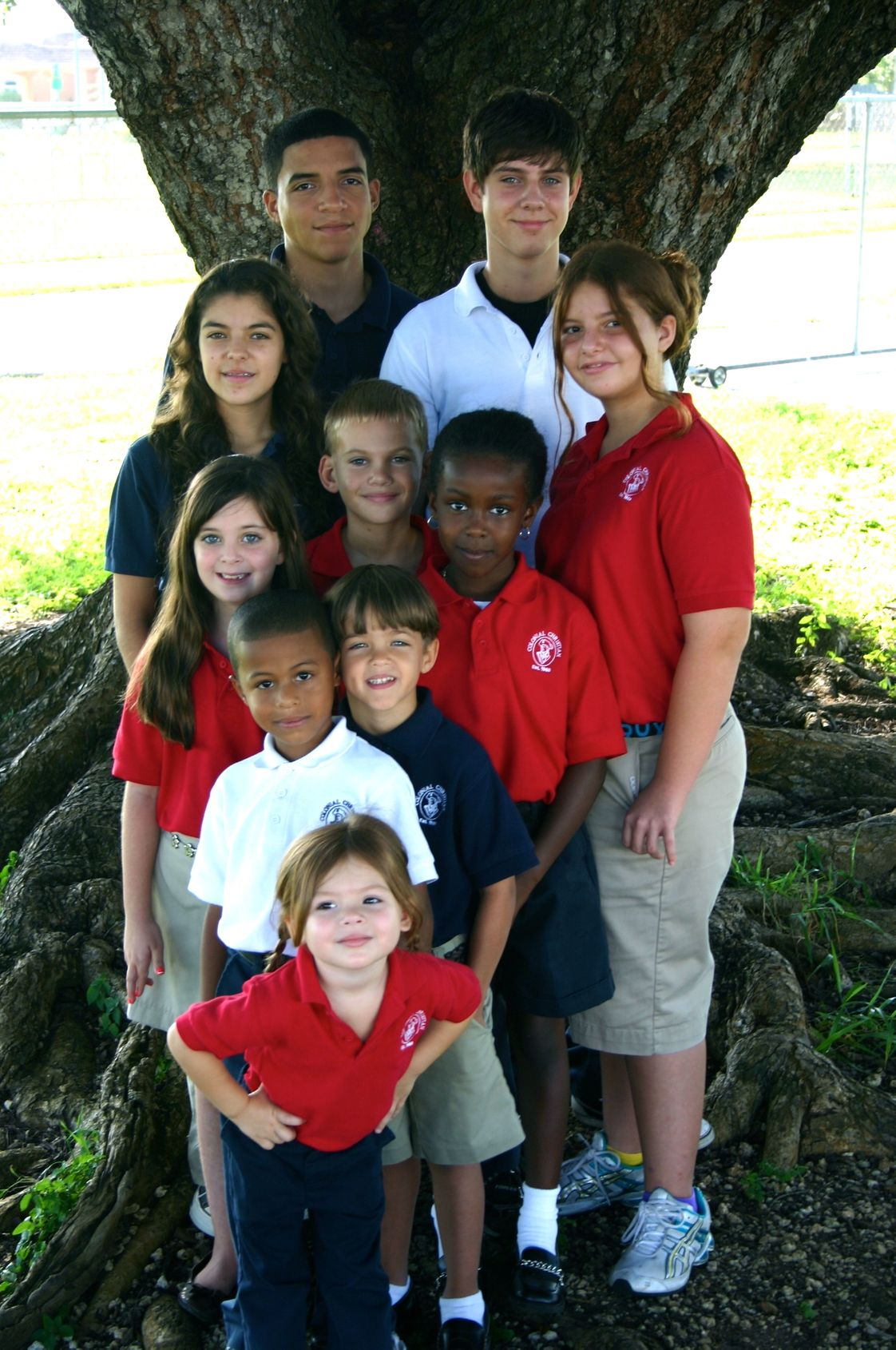 Colonial Christian School Photo #1 - Our motto of Training Students for Life is exemplified in our ability to serve students from K3 through 12th grade.