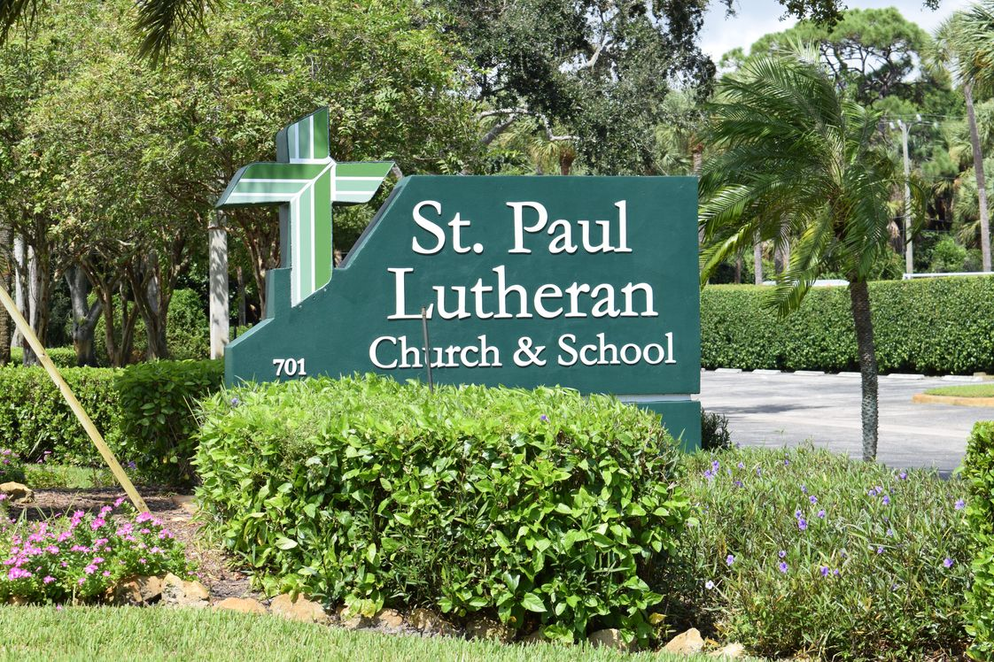 St. Paul Lutheran School Photo #1 - Welcome to St. Paul Lutheran Church and School. We would love your family to join our family!