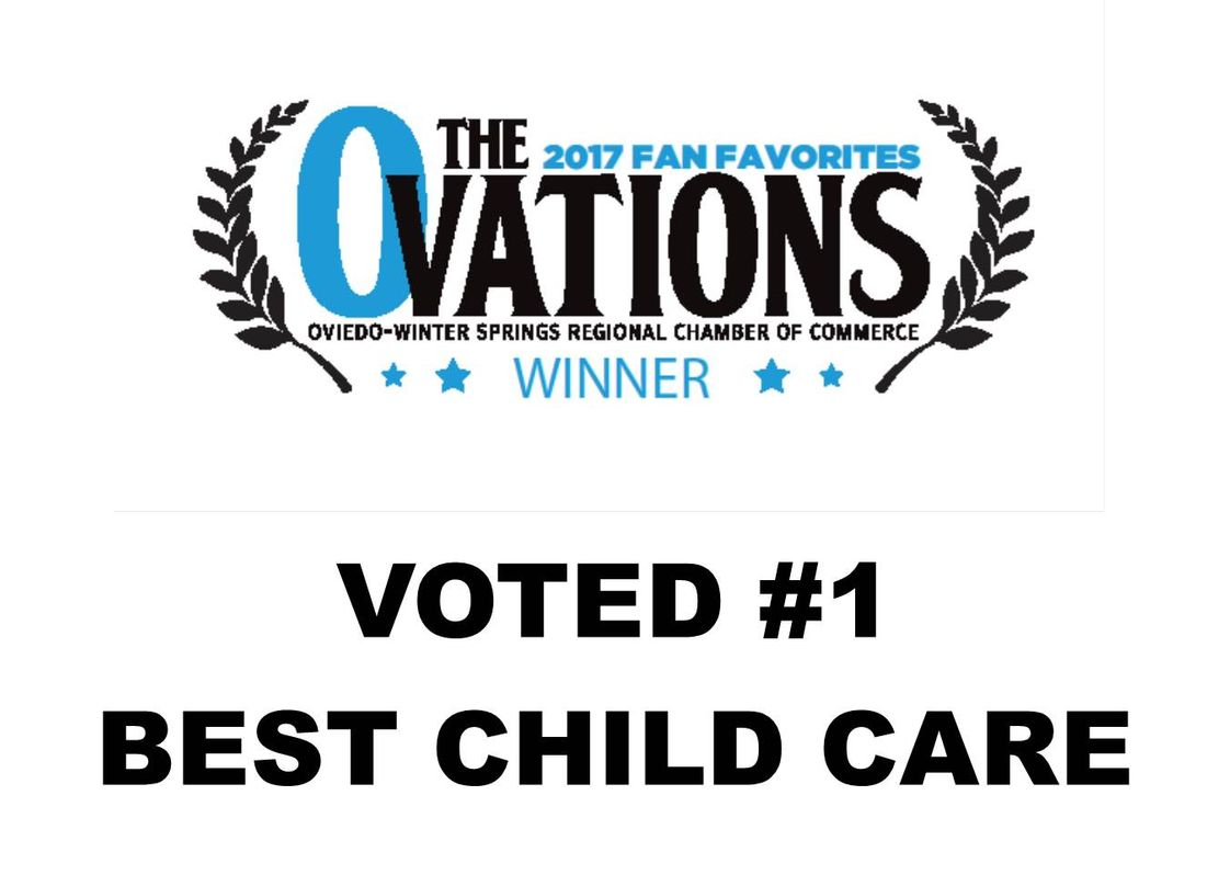 Oviedo Montessori School Photo - Voted #1 Child Care in Seminole County, by friends and families.