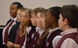 Fifth through Eighth Grade students are invited to join our Middle School Chorus. Under the direction of our Music Director, Middle School Chorus performs at assemblies on campus as well as in the community. Middle School Chorus also travels to Music in the Parks at Hershey Park, annually.