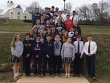 Our 8th grade students routinely receive multiple high school acceptances to competitive Catholic high schools in the Washington Metropolitan area. Many students are offered substantial scholarships based on academic merit, leadership, achievement in the performing and visual arts, and for service.