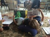 Lower Elementary quiet reading time