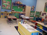 Discovery Preschool Classroom: Exploring and excitement all in one place!