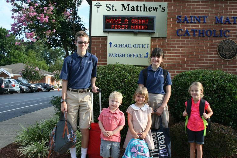 St Matthew S Catholic School Virginia Beach