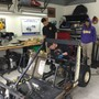 Archbishop Riordan High School Photo #4 - Students in the Auto Shop class learn how to rebuild and repair cars--skills for life!