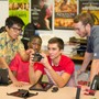 Brophy College Preparatory Photo #9 - In the classroom--advanced video production class.