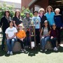 New Vistas Academy Photo - Students display their four foot trophy after winning the Arizona State Science and Engineering Fair held by Intel, Helios and other high-tech companies. New Vistas was also named the Top Science and Engineering School in the Elementary Division in the State of Arizona.