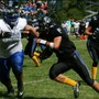Westminster Christian School Photo #7 - The Varsity football team in action.