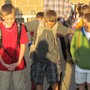 Ankeny Christian Academy Photo #7 - Students gather at See You at the Pole.