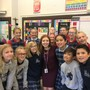 St Paul The Apostle Catholic School Photo - Alumnus, Ms. Anna Haber, returns as our new 5th grade teacher! Welcome home! So proud to see our SPS graduates making a difference.