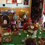 Deer Pond Edu-Care, Inc. Photo #2 - Preschool royal lunch. Each child earned jewels on their crowns all summer for good table manners.