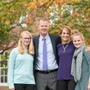 Kents Hill School Photo #3 - Head of School Christopher S. Cheney and family